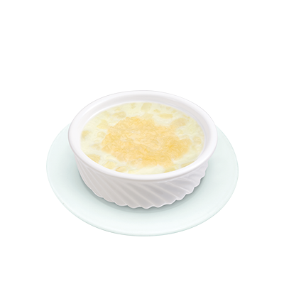 Milk Stewed Egg White with Bird's Nest & Harsmar