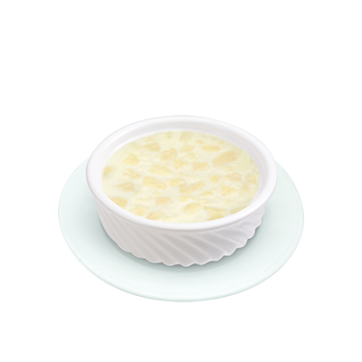 Milk Stewed Egg White with Harsmar