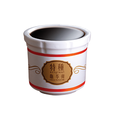 Chinese Herbal Jelly