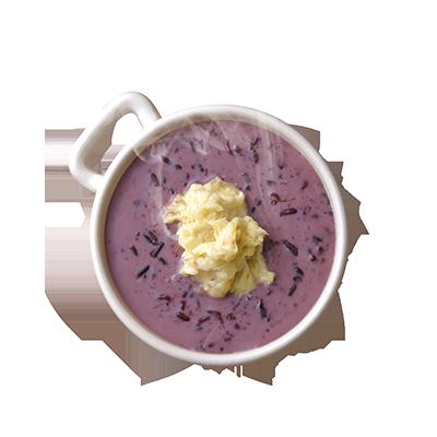 D24榴槤紫米露